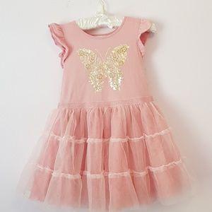 Beautiful butterfly tutu party dress 🦋💕